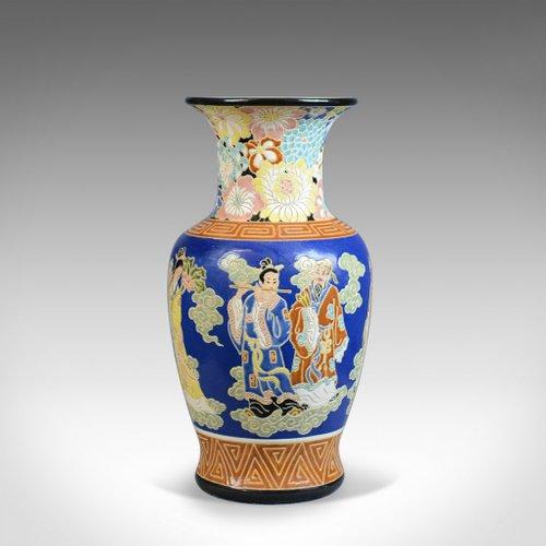 Large Vintage Vietnamese Baluster Vase For Sale At Pamono