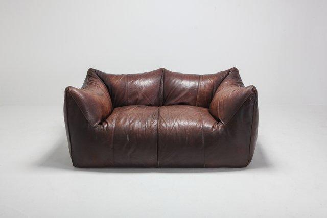 Le Bambole Leather Sofa By Mario