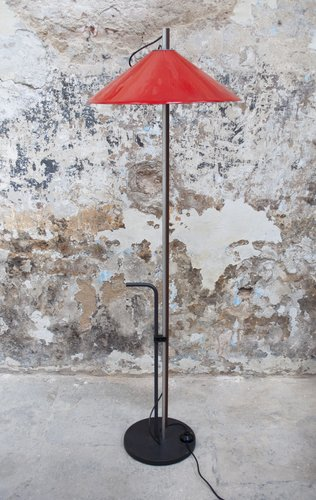 Aggregate Floor Lamp by Enzo Mari & Giancarlo Fassina for Artemide, 1970s