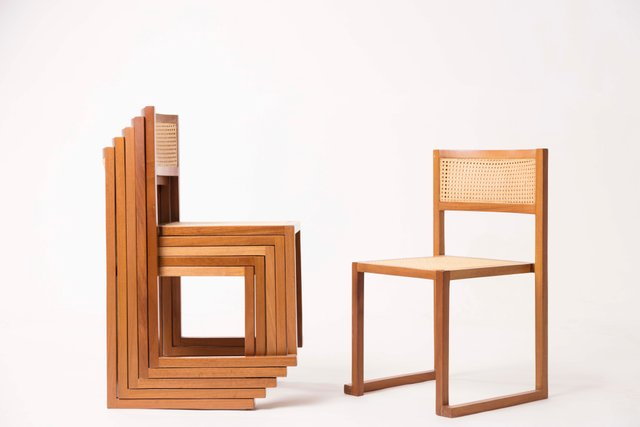 Stackable Cube Chair By Nayef Francis, Stacking Furniture Cubes