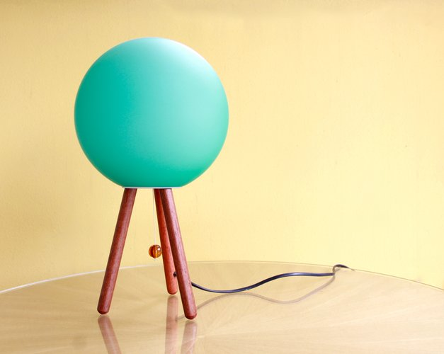 Italian Modern Table Lamp Piccola San By Daniela Puppa For Fontana Arte 1992 For Sale At Pamono