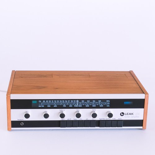 British Amplifier HiFi-Receiver from Leak, 1970s