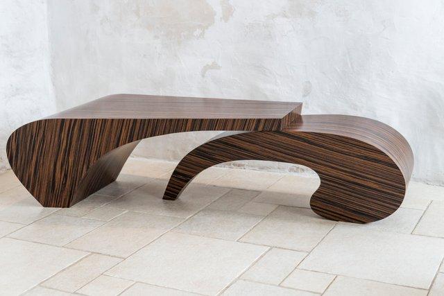 Coffee Table Desk.Moveo Coffee Table By Denis Belembert