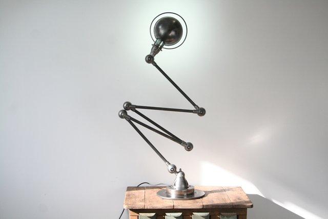 Vintage Graphite Lamp from Jieldé