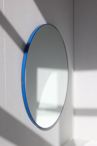Extra Large Orbis Round Mirror With, Extra Large Wall Mounted Swivel Mirror