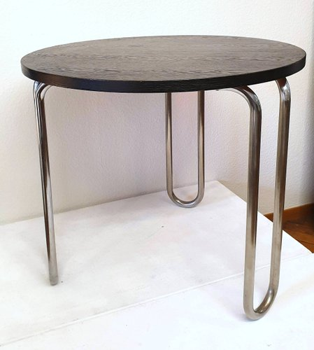 Bauhaus Dining Table From Thonet 1930s