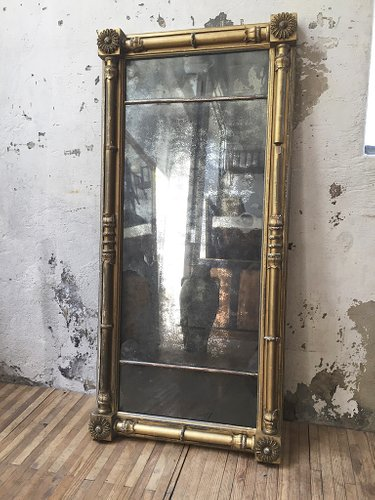Antique Mirror For At Pamono, What Is Antique Mirror
