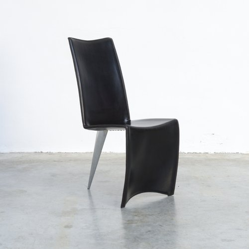 Dining Chairs by Philippe Starck for Driade, 1980s, Set of 4