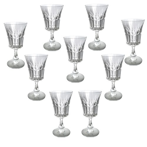 Crystal Porto Wine Glasses by Baccarat