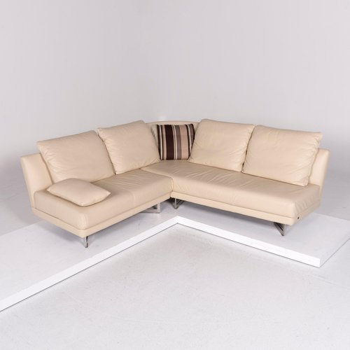 Leather Corner Sofa From Rolf Benz