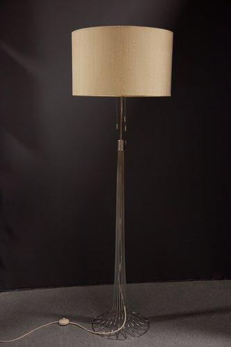 Vintage Floor Lamp by Verner Panton for Fritz Hansen, 1960s