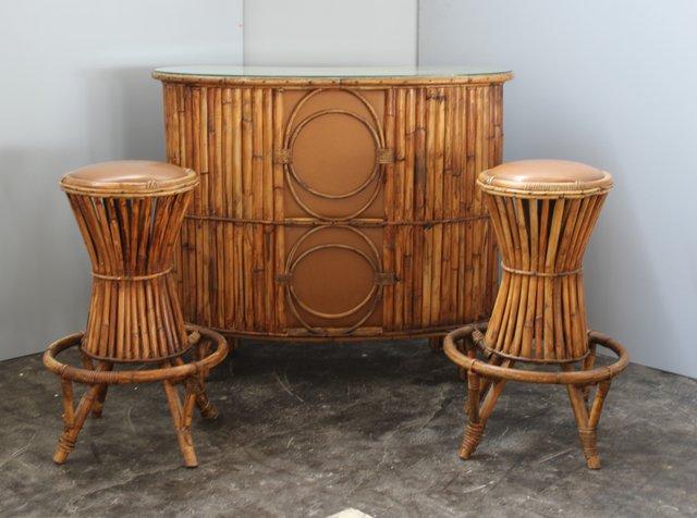 Bar Table Stools 1960s Bei Pamono Kaufen