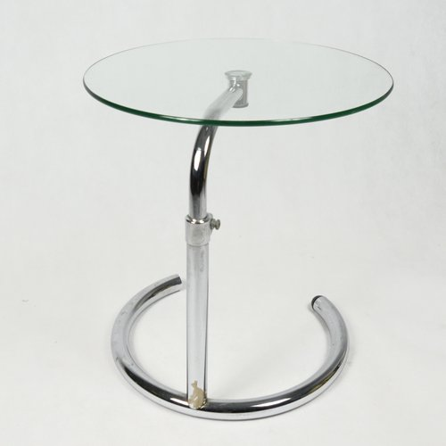 Glass Coffee Table With Magazine Rack From Kokoon Design 1980s