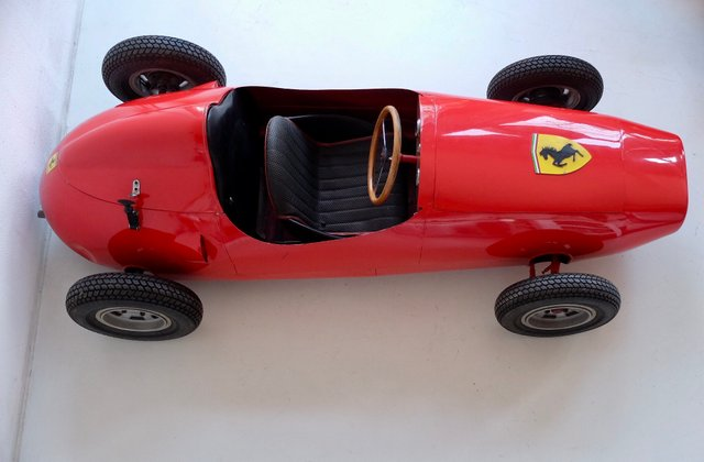 Children S Car Toy From Ferrari Srl 1950s For Sale At Pamono