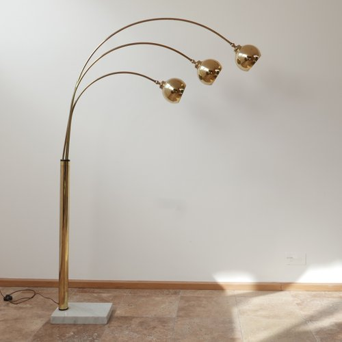 Stehlampe von Goffredo Reggiani, 1960er