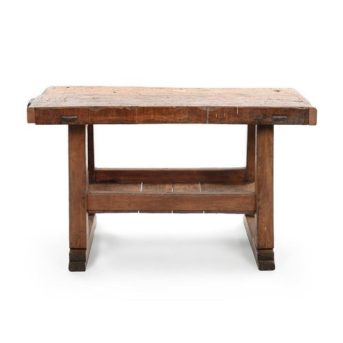 Wooden Workshop Table for sale at Pamono