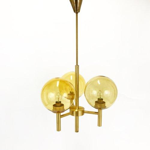 Luisa Modern Brass Chandelier