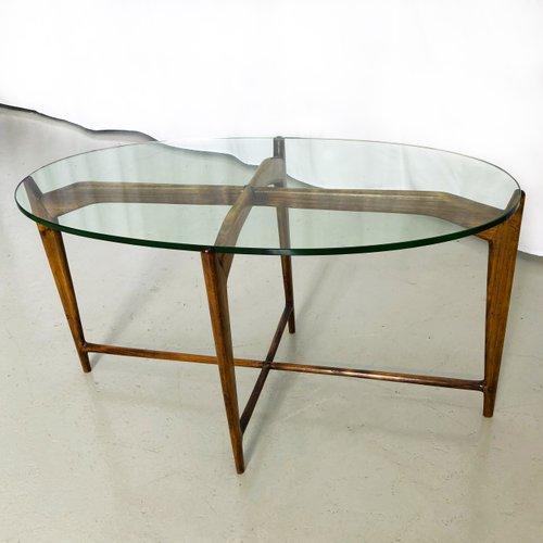 Mid Century Italian Coffee Table By Ico
