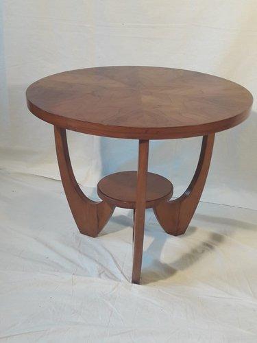 Mid Century Cherrywood Coffee Table