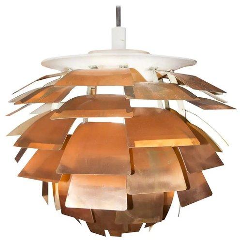Mid Century PH Artichoke Pendant Lamp by Poul Henningsen for Louis Poulsen, 1958