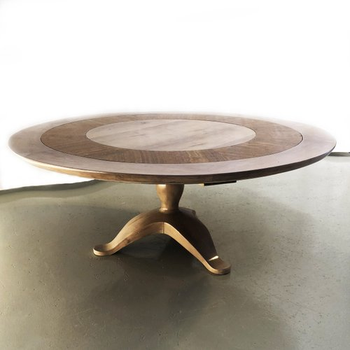 Italian Smoked Coffee Table Attributed To Guglielmo Ulrich 1930s For Sale At Pamono
