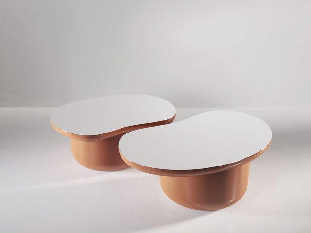 Medium Laghi Coffee Table By Artefatto Design Studio For Secolo Bei Pamono Kaufen
