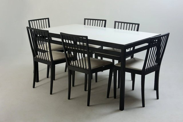 Mid Century Modern Dining Table, Dining Room Table And Chair Sets