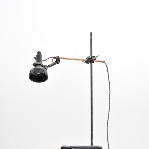 SL2 Lampe von Singer, 1950er