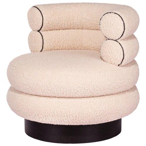 Jasmine Swivel Sofa By Royal Stranger, Spinning Sofa Chair