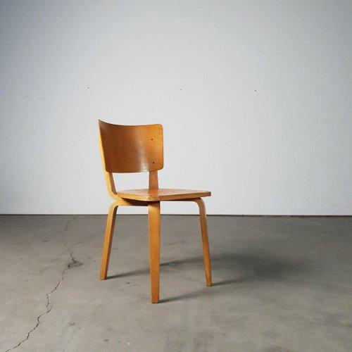 Bent Plywood Chair By Cor Alons For Den, Bent Plywood Furniture