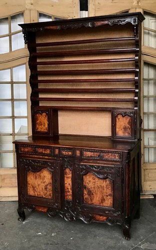18th Century French Farmhouse Kitchen Dresser For Sale At Pamono