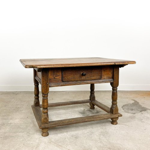 Farmhouse Coffee Table For Sale At Pamono