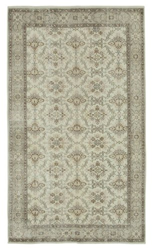 Vintage Turkish Beige Area Rug For Sale At Pamono