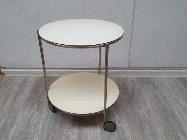 Vintage Strind Coffee Table From Ikea For At Pamono - Side Table With Storage Ikea
