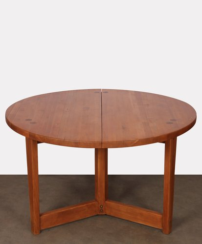 Round Dining Table By Jacob Kielland Brandt For I Christiansen 1960s For Sale At Pamono