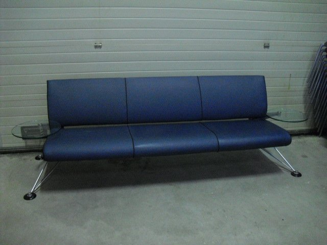 Vintage Wing Sofa Von Roy Fleetwood Für Vitra Bei Pamono Kaufen