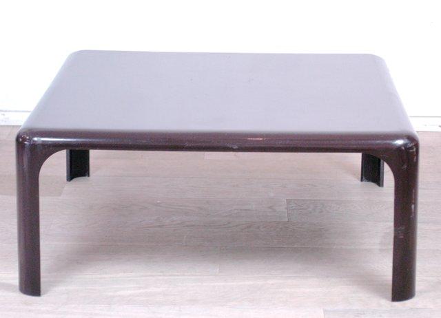 Magistretti Demetrio Artemide Table Par Vico Basse Pour nPk8X0Ow
