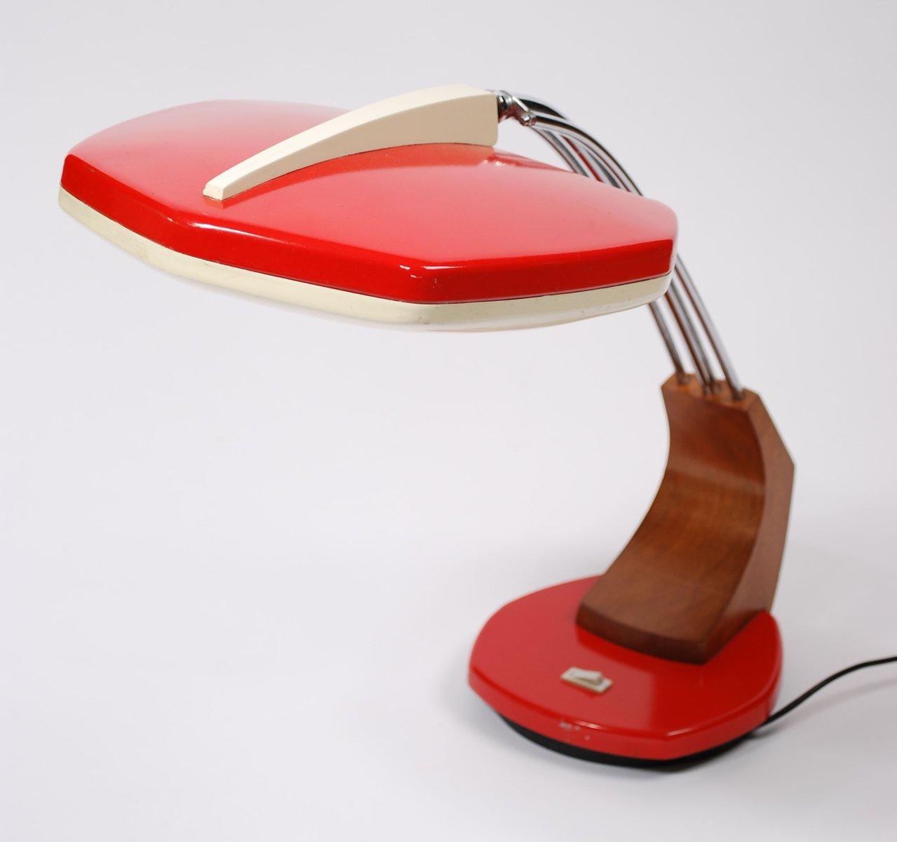 Falux Schreibtischlampe von FASE, 1960er