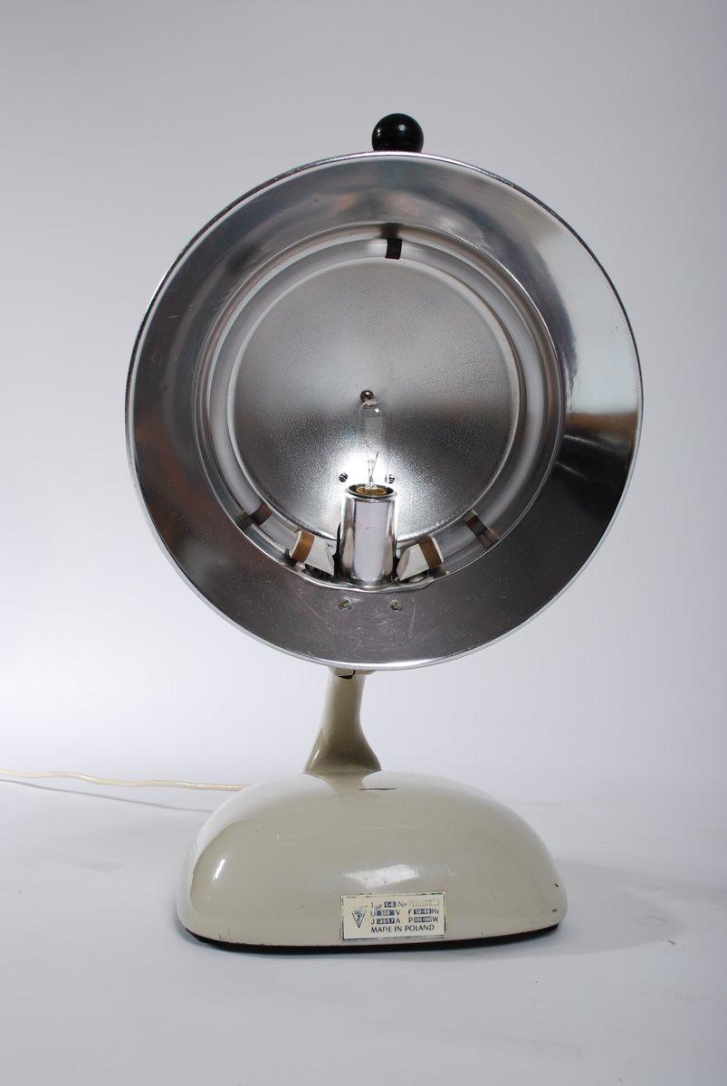 Lampada da tavolo da ospedale vintage anni 39 50 in vendita su pamono - Lampada da tavolo vintage ...