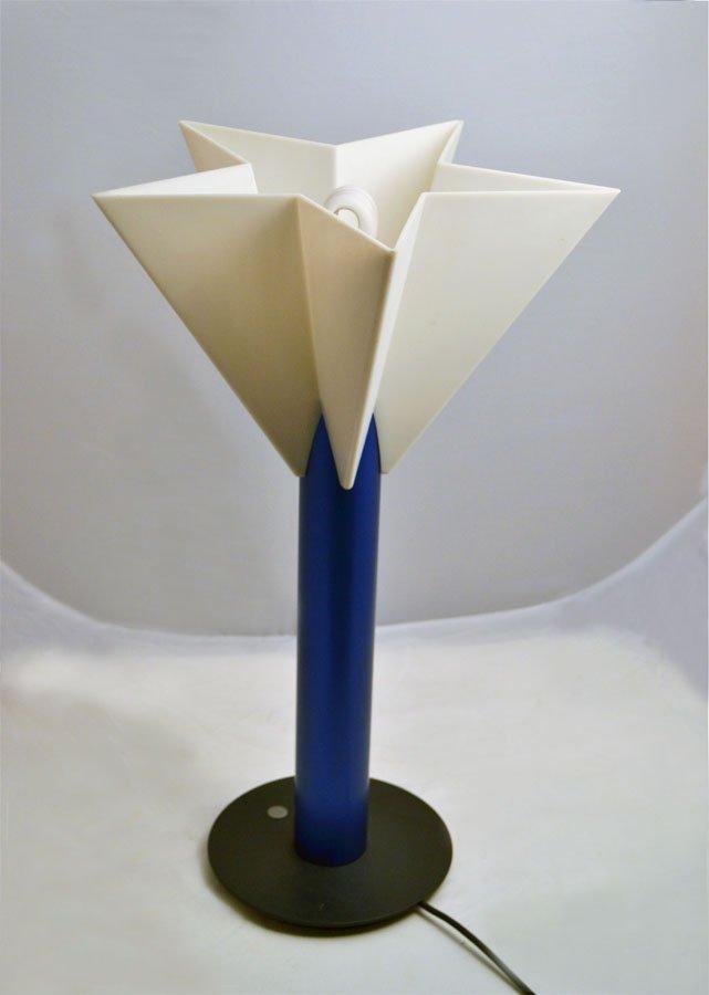 Stern Tischlampe von Salvatore Gregorietti für Status Milano, 1980er