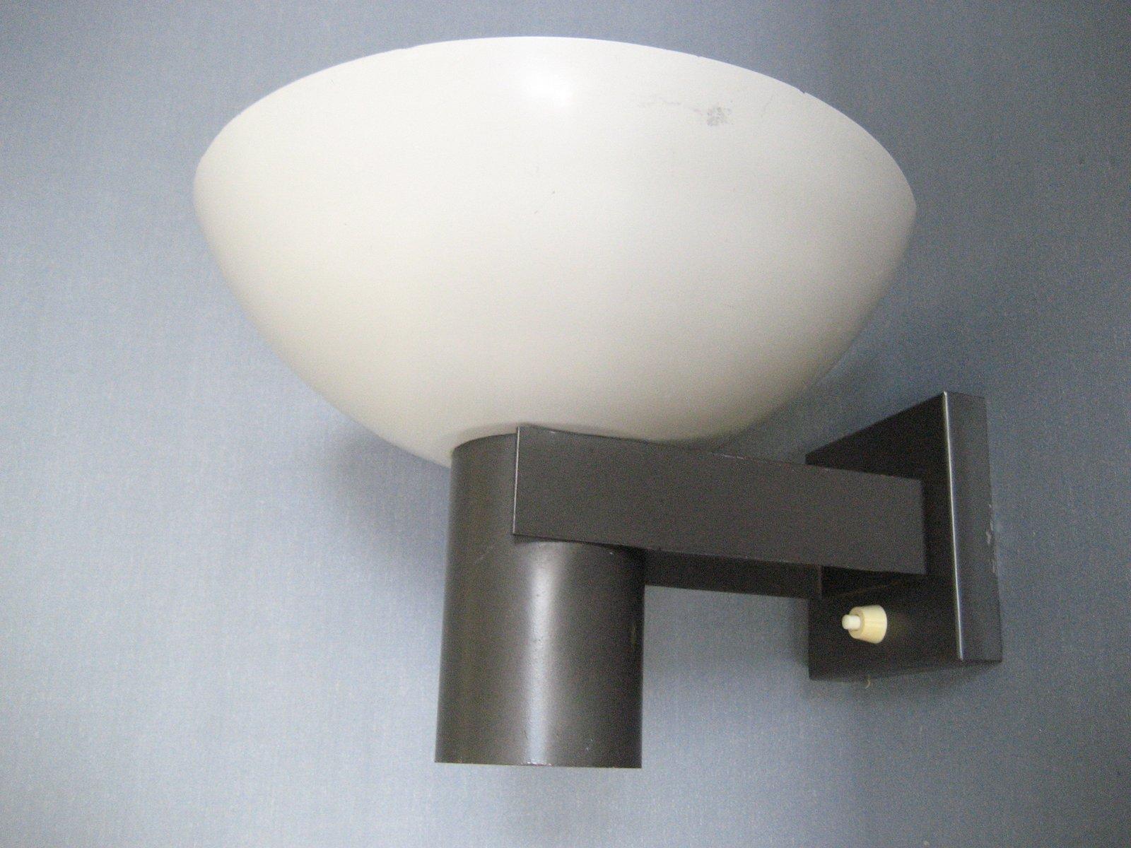Vintage Wandlampe von Louis Kalff? für Philips, 1960er