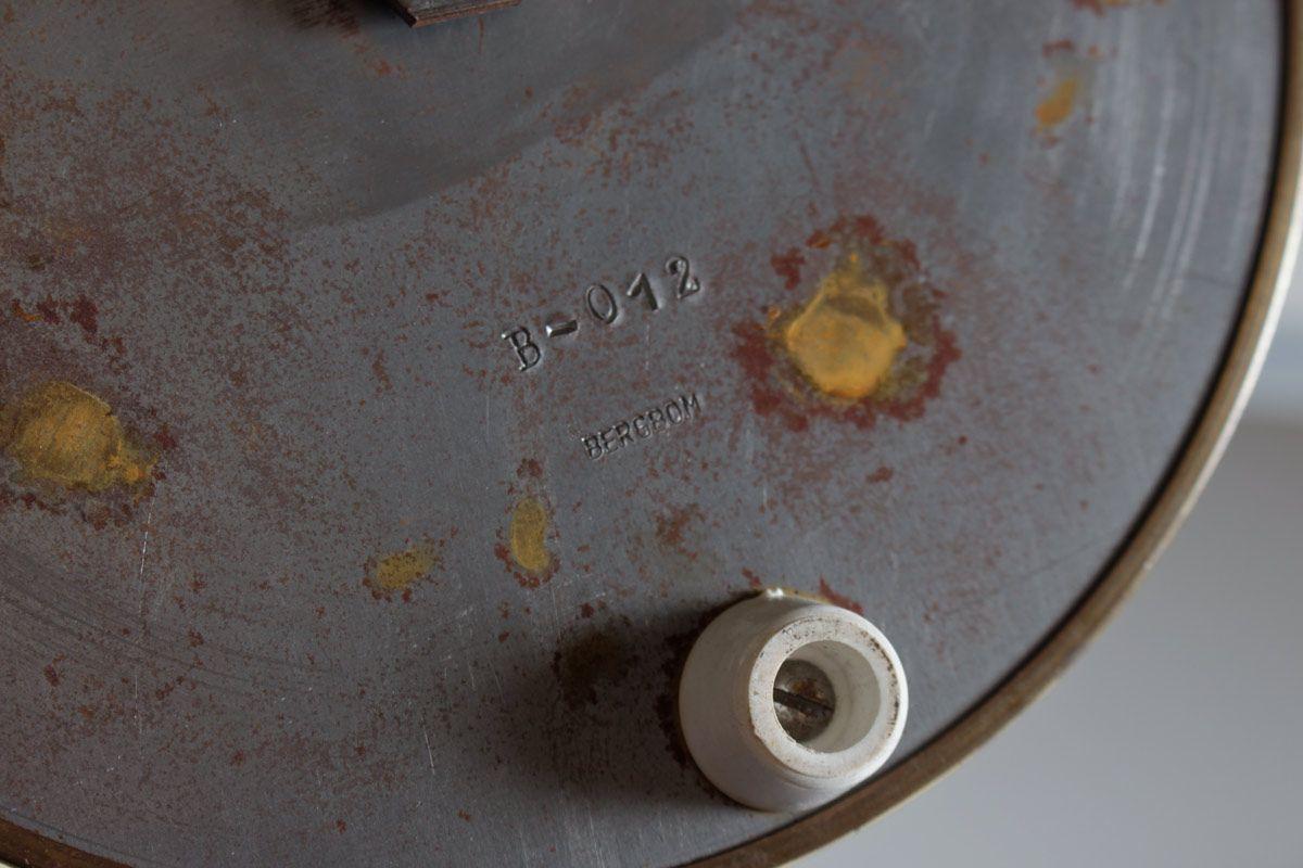 Mid-Century Tischlampen von Bitossi für Bergboms, 2er Set
