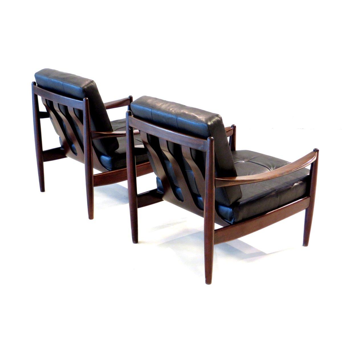 Mid Century Sessel bei Pamono kaufen
