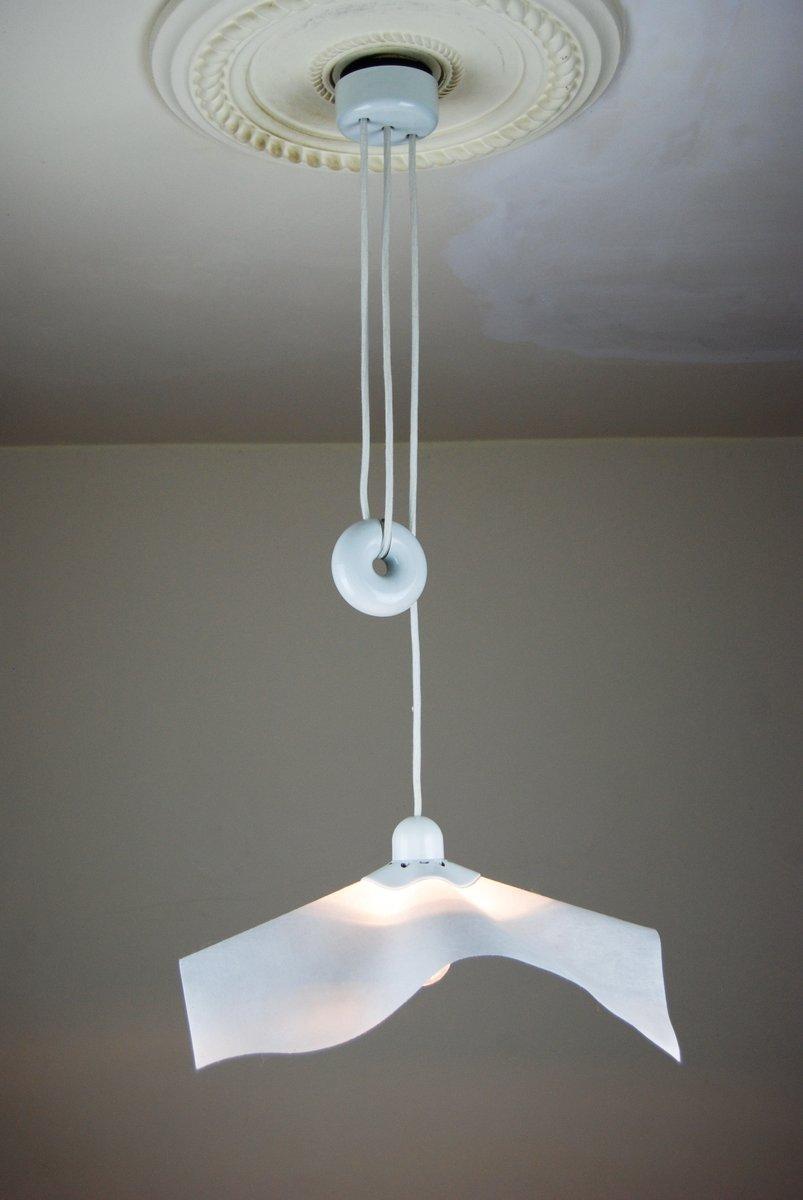 Area Deckenlampe von Mario Bellini für Artemide Spa