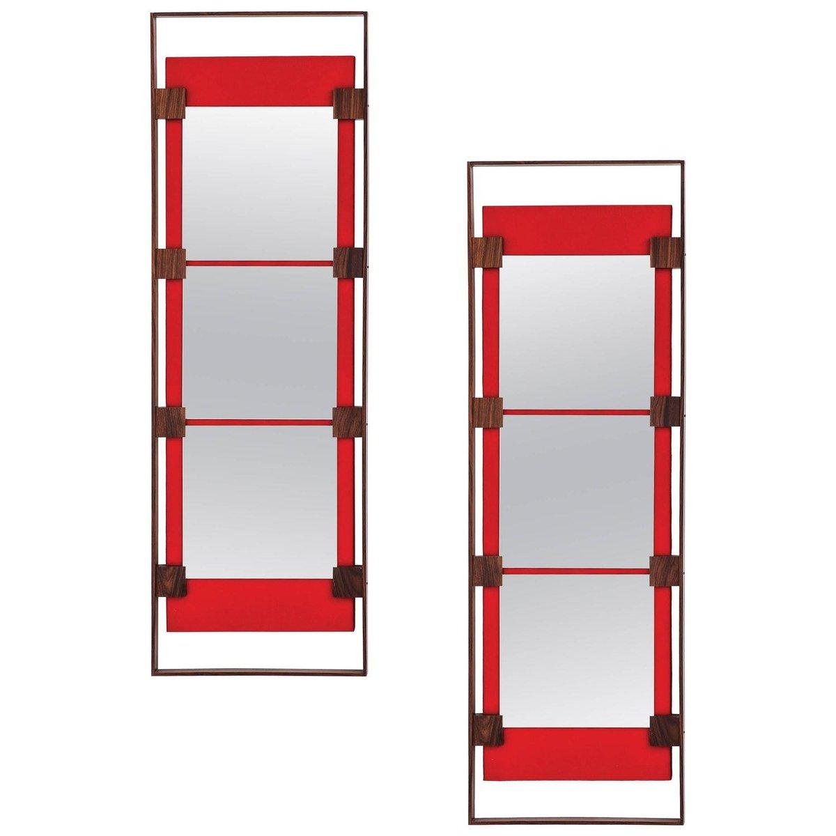 italienische wandspiegel von ico parisi f r stildomus 1960er bei pamono kaufen. Black Bedroom Furniture Sets. Home Design Ideas