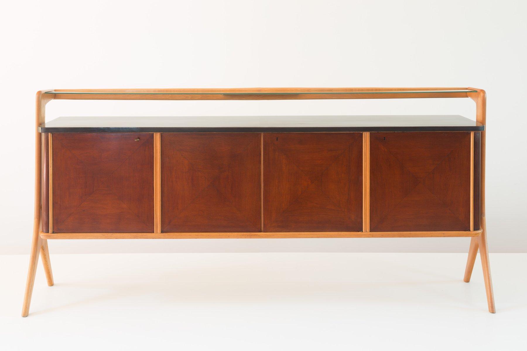 Mobili Anni 40 : Credenza in acero di vittorio dassi per dassi mobili moderni