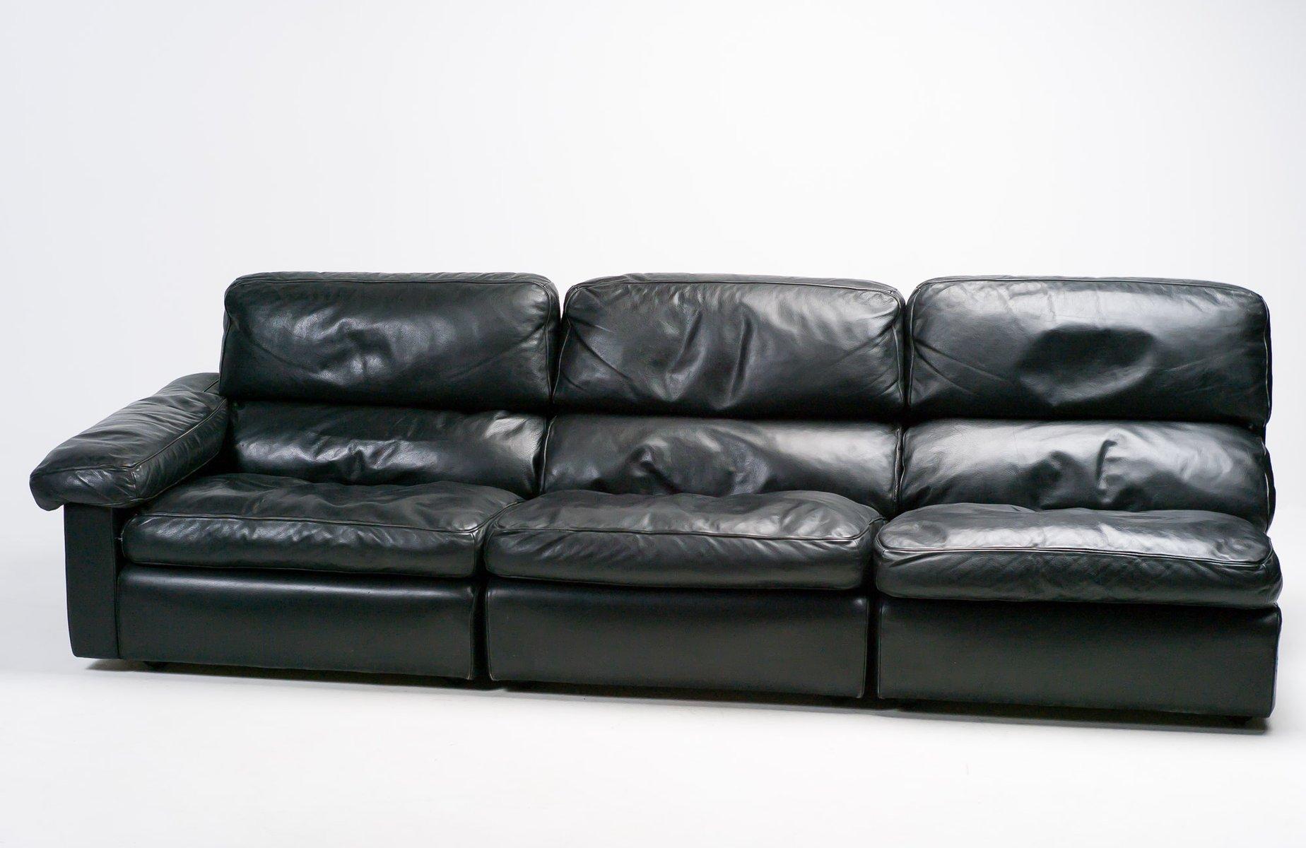Italian Sectional Sofa By Tito Agnoli For Poltrona Frau, 1970s