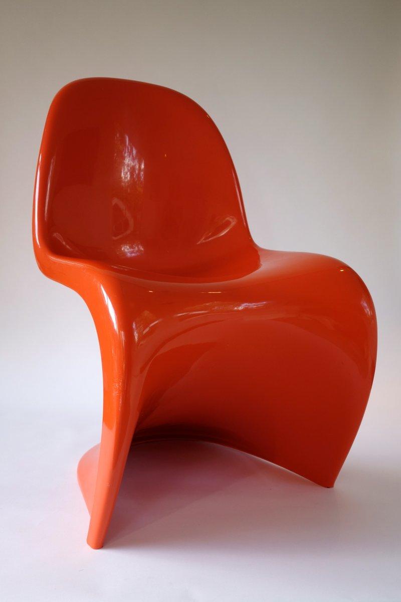 s chairs von verner panton f r herman miller 1974 2er set bei pamono kaufen. Black Bedroom Furniture Sets. Home Design Ideas