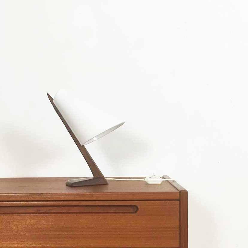 multifunktionale tischlampe von uno sten kristiansson f r luxus vittsj 1960er bei pamono kaufen. Black Bedroom Furniture Sets. Home Design Ideas