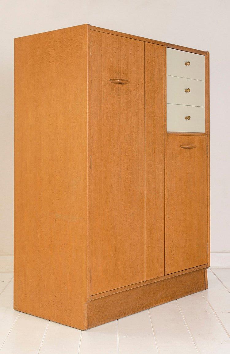 Mid-Century Garderobe von G-Plan